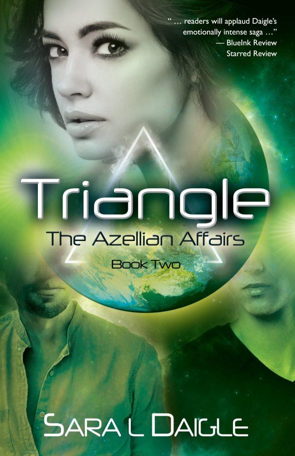 Triangle:  The Azelian Affairs Book Two